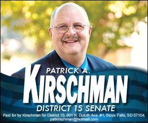 Pat Kirschman for State Senate District 15