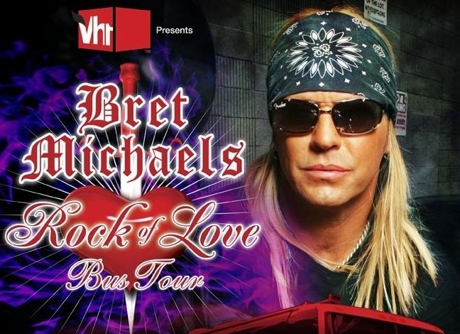Bret michaels porn videos with rock of love girls