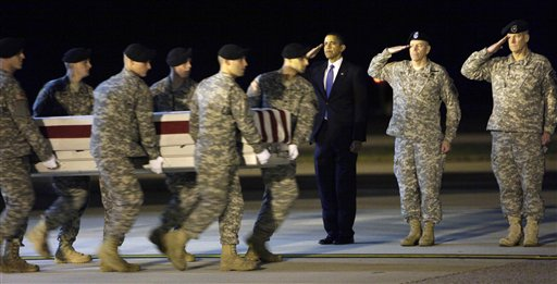 Obama Fallen Soldiers