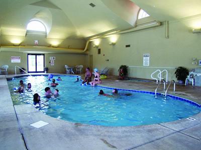 Inn Indoor Pool 400