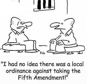 5th amendment south dacola