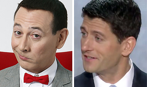 Are also danny gans pee wee herman think, that