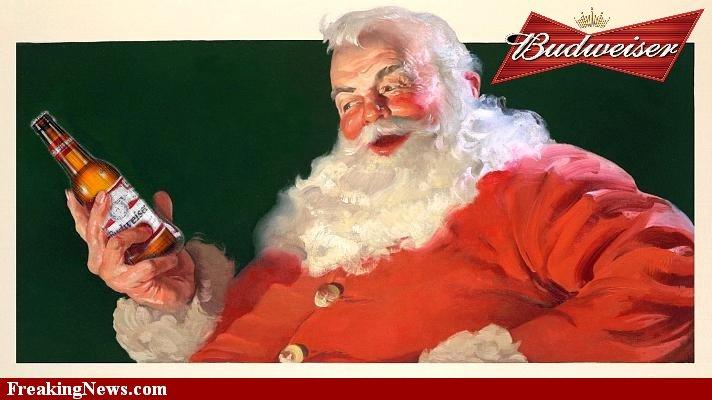 santa-drinking-beer-bud