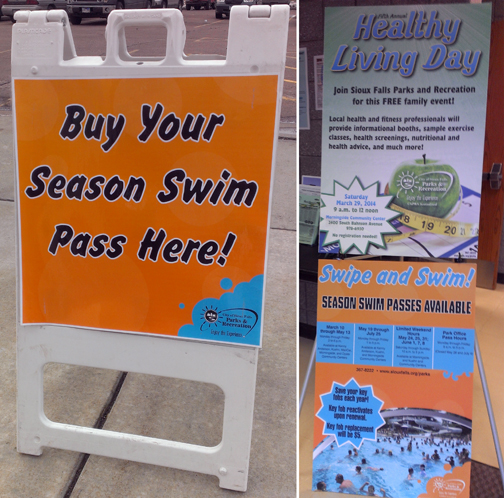 Buy Your Season Swim Pass Here