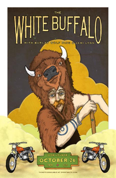 White Buffalo Poster_FINAL