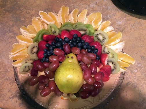 fruit-turkey