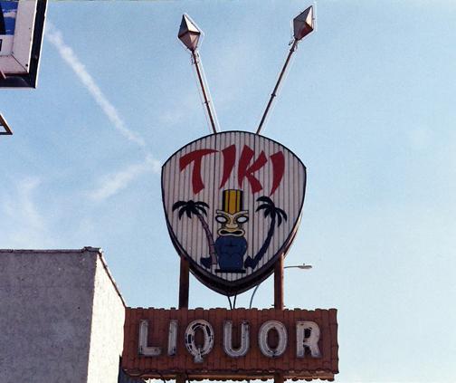 tiki-liquor