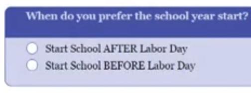 schoolstart