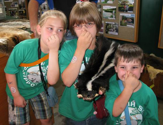 plugging-your-nose-by-a-dead-skunk-adria-nieve-grant-funston-august-14-2008