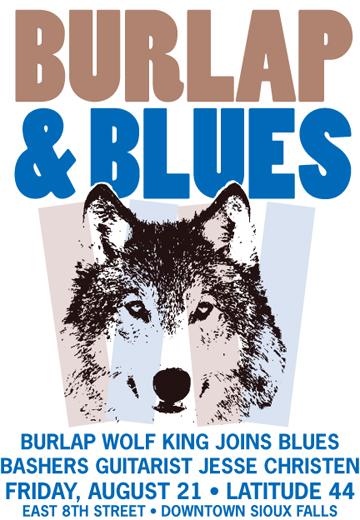 burlap-blues