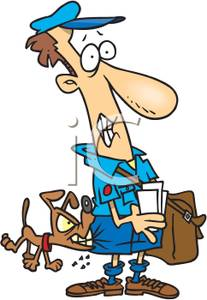 cartoon_dog_biting_a_mailman_in_the_butt_royalty_free_clipart_picture_090720-055246-021042